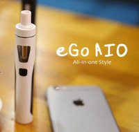 Large Stock The First Sub Ohm All-In-One kit Newest 1500mAh Joyetech ego aio kit vape