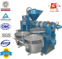 YZYX130WZ 8-10ton/day capacity soybean oil extractor