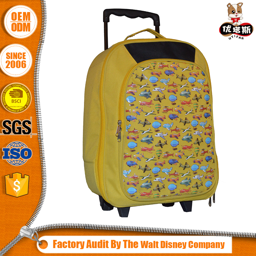Popular Design Nice Quality Good Prices Book Trolley School Bag