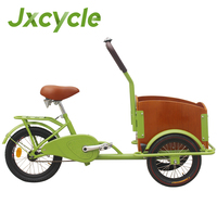 Any color choice three wheel cargo bike for babe