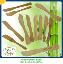 Factory direct sale bamboo cake knife