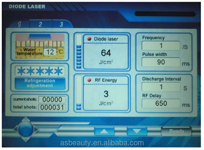 mini device hair removal 808nm diode laser