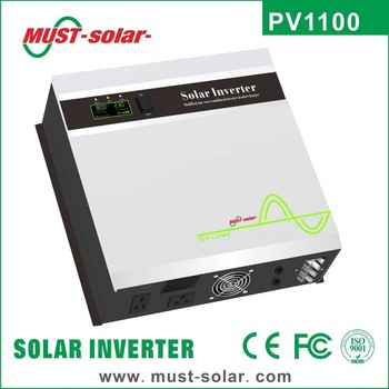 Excellent performance Alibaba trade assure modified sine wave 660w 880w inverter with charger