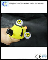 Promotional Soft PVC Cartoon Bird Eye Popper Squeeze Toys