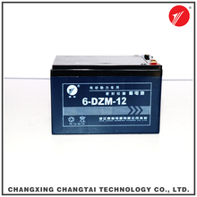 Directly factory max power 12v 12ah lithium Dry battery