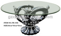 home furniture:antique polyresin coffee table Middle east style