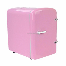 4L capacity outdoor camping fridge mini fridge with single door