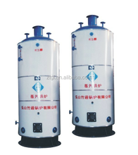 LHS Series Vertical Oil/Gas Fired Steam Boiler