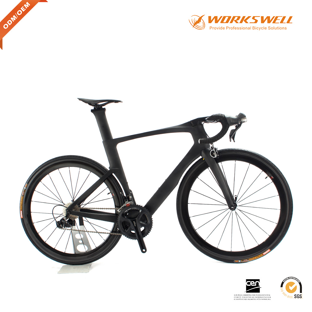 Workswell Special Carbon Road Bike Complete Road Bike Carbon Frame Racing Bike