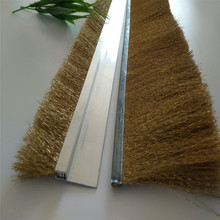China best anhui anqin Strip <strong>brush</strong> Cheap Price Industrial Abrasive Nylon Bristle Cleaning Strip <strong>Brush</strong>