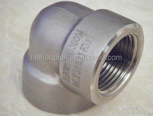 Cheap Price Steel Female Threaded Elbow