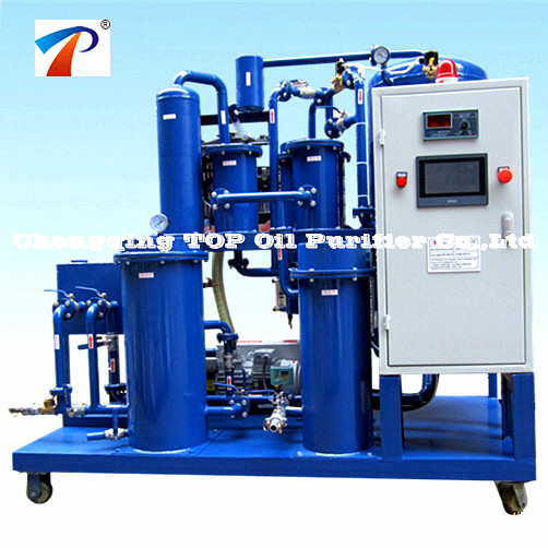 TOP Waste Cooking Oil Refinery Machine/Used Edible Oil Discoloration Device/Dirty Vegetable Oil Recycler
