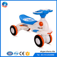 New arrival CE approved children swing car / low price plasma wiggle scooter