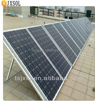 Powerwell Solar Super Quality Competitive Price amorphous silicon module solar panel Photovoltaic