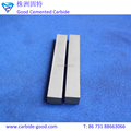 Excellent Wear Resistance Tungsten Carbide Strips For Wooden Cutting