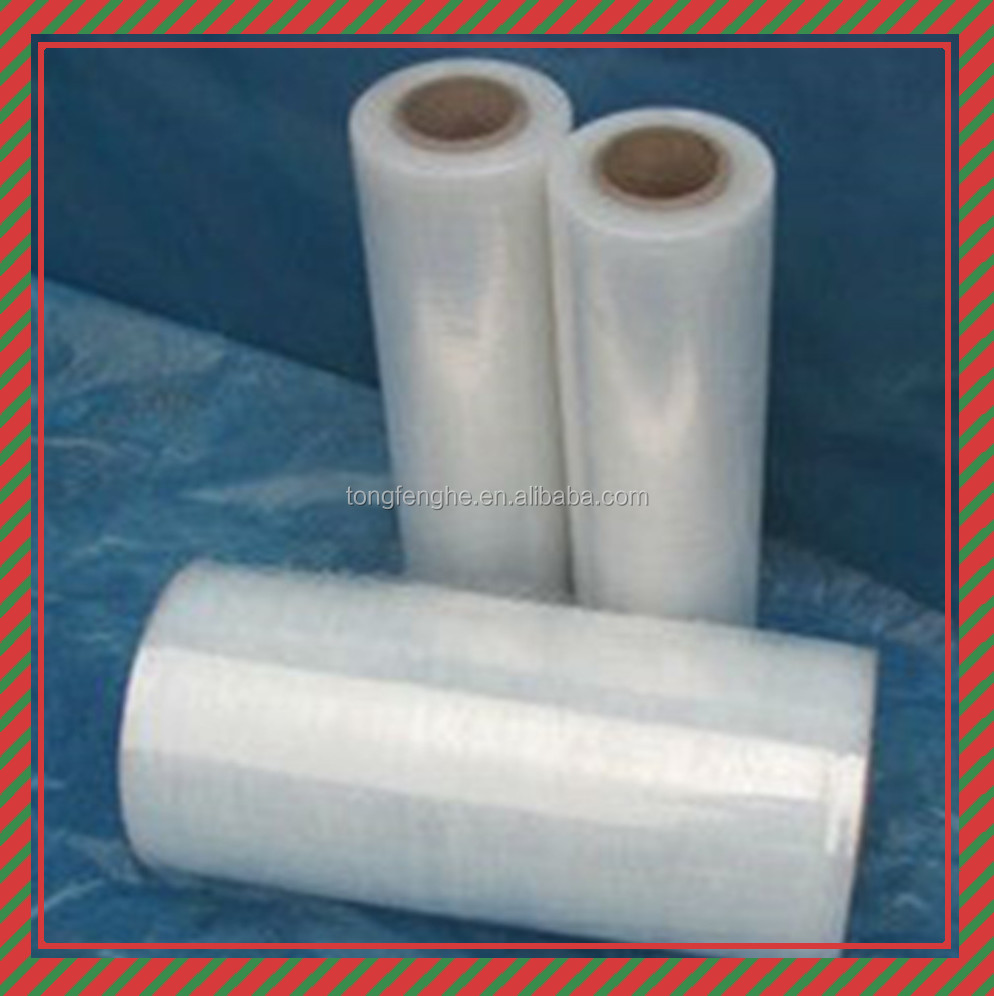 Stretch Film In Plastic Film