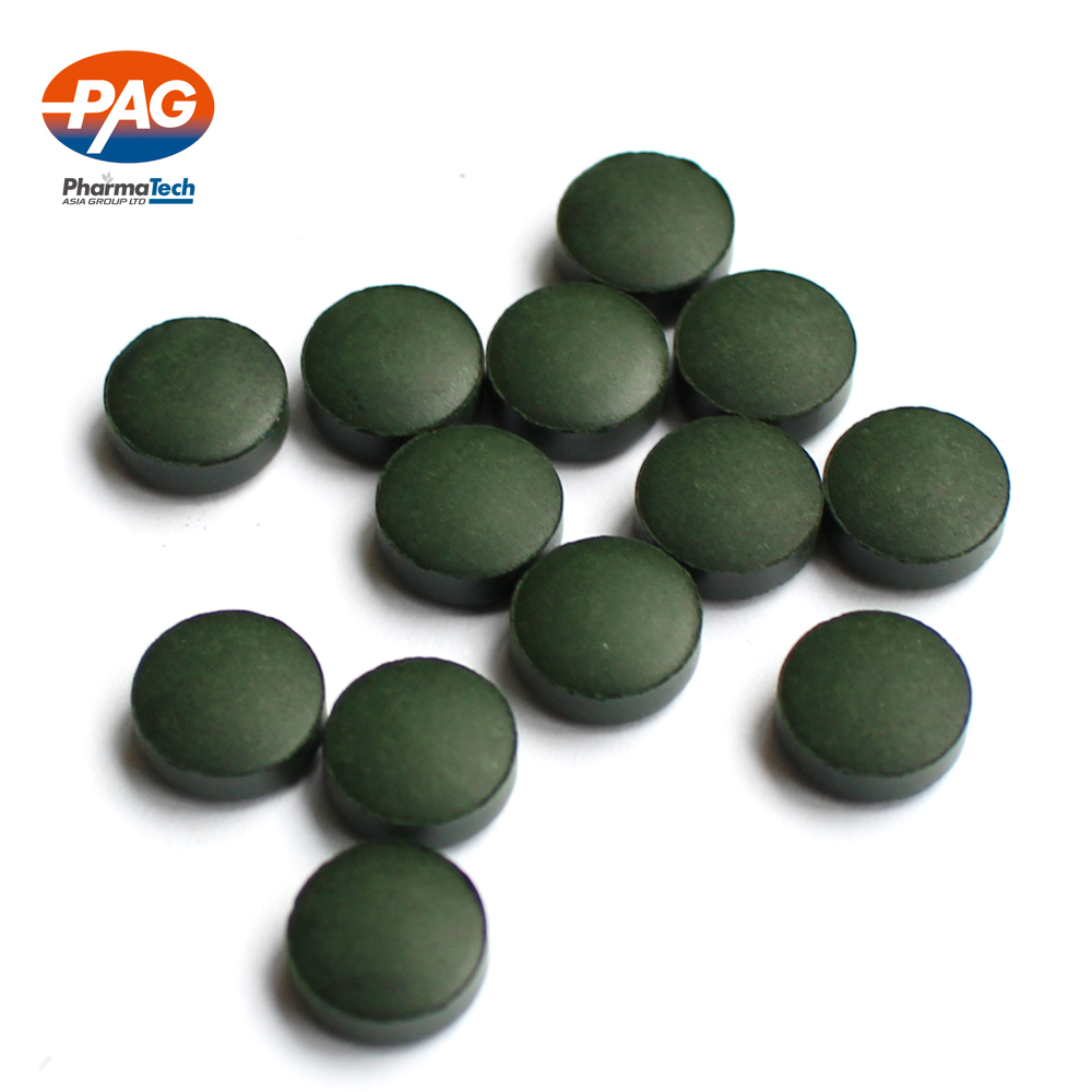 OEM brand private label,Spirulina tablets,contract manufacturing