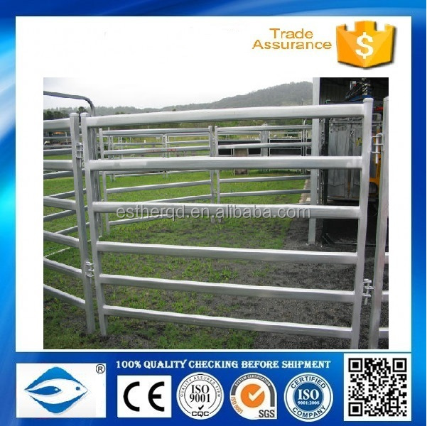 Factory direct sale cheap cattle fence