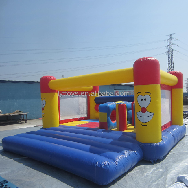 Kids jumping castle inflatable bouncers combo for sale