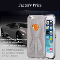 2016 new arrival 4.7 inch mobile phone case for iPhone 6 case, for iphone 6 silicon case