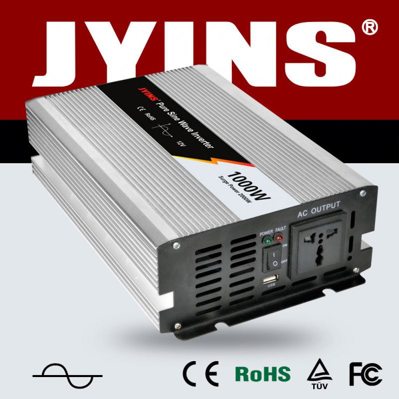 1000w 24v 100v inverter 50Hz 60hz off-grid inverter (JYP-1000)
