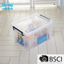 Shunfu EPAG Top 10 save 5% free sample 2028 100L plastic storage box big large storage box plastic container with lid wheels