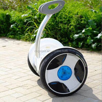 New product 2 wheels leg control electric 2 wheel scooter/electric stand up scooter/electric balance scooter with 25kg weight
