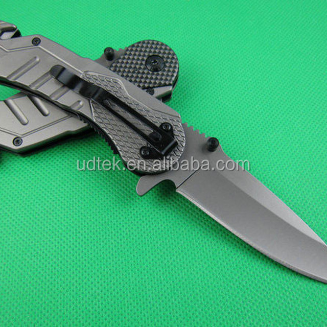 OEM Stainless steel pocket knives best survival knife in stock UD401830