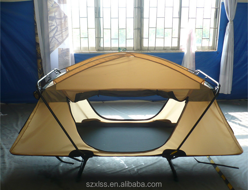 used military camping tent sleeping bed army tents