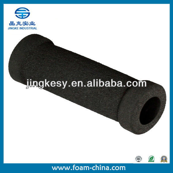 good elastic thermal insulation soft foam pipe for copper