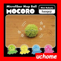 UCHOME Mocoro Robotic Microfiber Mop Ball Fun Toy
