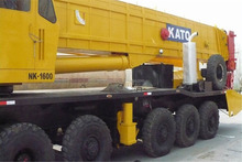 Hot sale 160ton kato truck crane, NK1600E kato crane japan truck craen 160ton for sale!