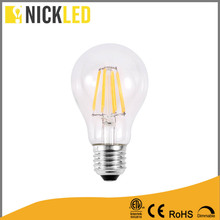 China cheap e27 cool white 220 volt AC110V 7W A60 LED light bulb cool white