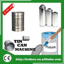 CE Certification Automatic Food Tin Can Making Machine Production Line