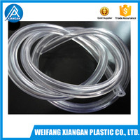 PVC clear vinyl tubing transparent pipe water hose- US super market supply PVC tube