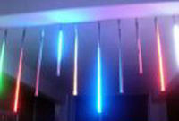 LED Snowfall Light, LED Meteor Shower Light Tube