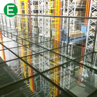 Laminated Glass Walkway Transparency Glass Viewing Platform