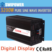Pure sine wave 1000w 2000w 3000w 3200w 4000w car power inverter 5000w Beast Price High Frequency