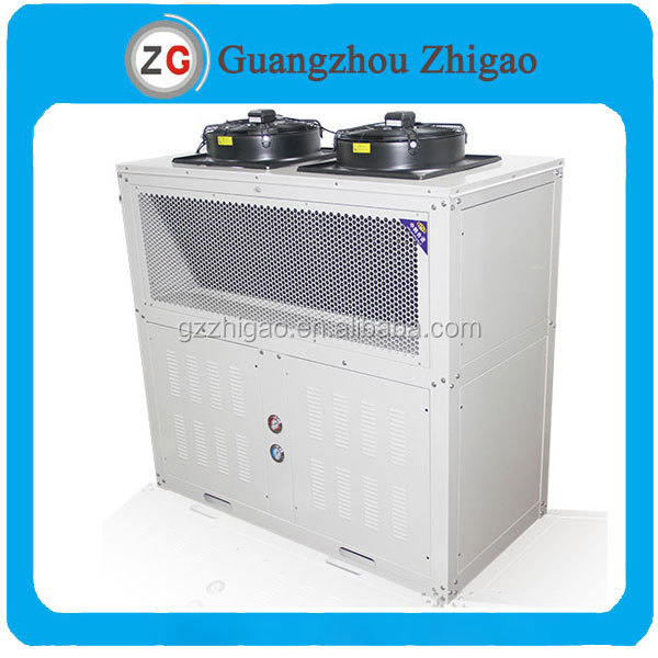 Factory price Air-cooled cold storage condenser