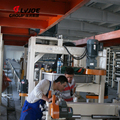 Low price with High Configuration gypsum board and powder plant production line manufacturer price