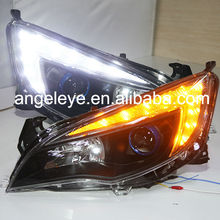 2010-2013 Year Excelle XT Opel Astra LED Head Light with Bi Xenon Projector Lens V3