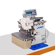 DD motor & automatic induction suction thread cutting device for JUKI overlock machine
