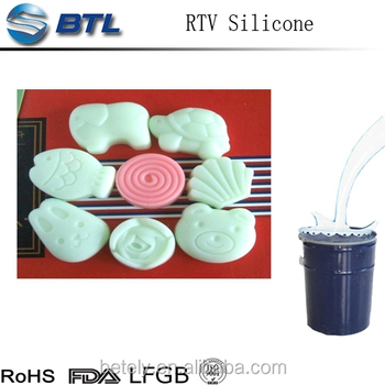 best price RTV silicone rubber liquid in form for craft-mold making