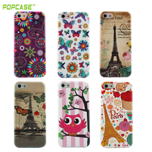3D sublimation relief case for iPhone 6 plus