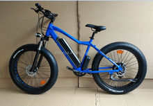 750W 48v Samsung lithium battery bafang mid drive motor electric mountain bike/electric fat tire bicycle/snow e bike