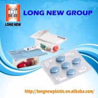 Medicine pill blister pack