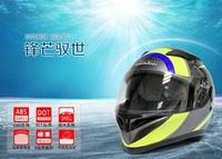 Approved DOT Certification Fashion Style Motorcycle Helmet 316 Motorbike