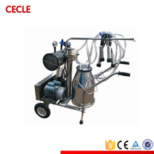 Mobile small milk machine ,milk sucking machine ,milk extracting machine
