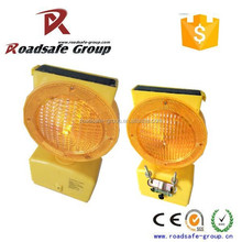 Roadway Traffic Cone Blinking Led Solar Lights