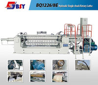 CNC Hydraulic Single Spindle Veneer Rotary Peeling lathe